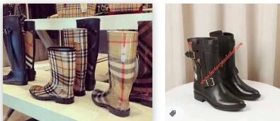 burberry boots outlet